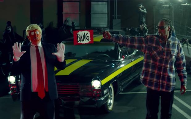 The President Of The United States Is In A Twitter Beef With Snoop Dogg