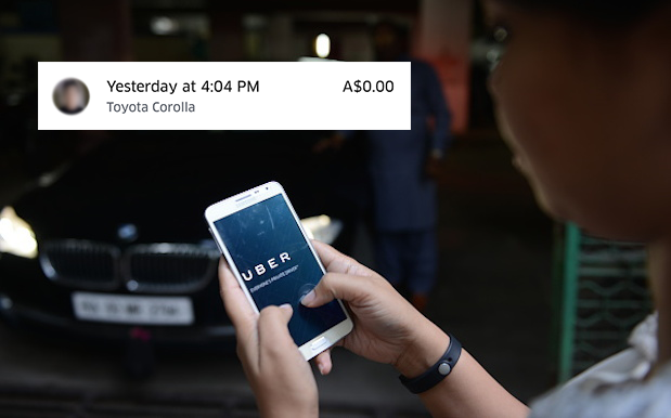 """Sydney Uber Driver Allegedly Tells Rider Women Are Only Good To """"Empty"""" In"""