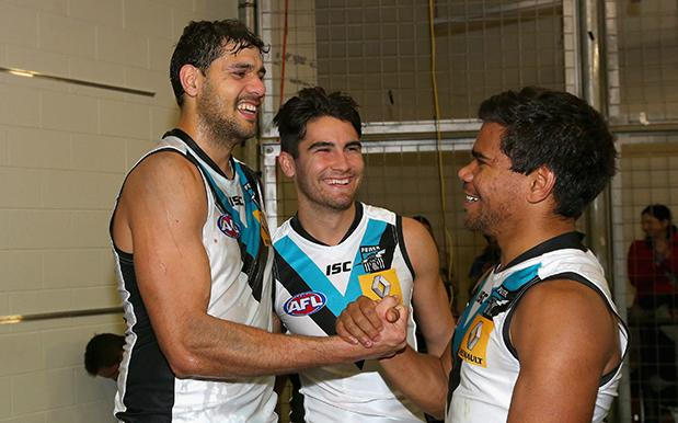 Indigenous AFL Players Band Together & Urge Fans To End Racism In Footy