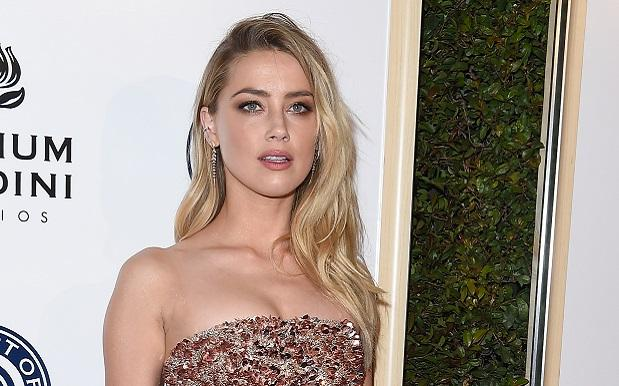 """Amber Heard Sues Over Use Of Body Double For """"Explicit"""" Sex Scenes"""