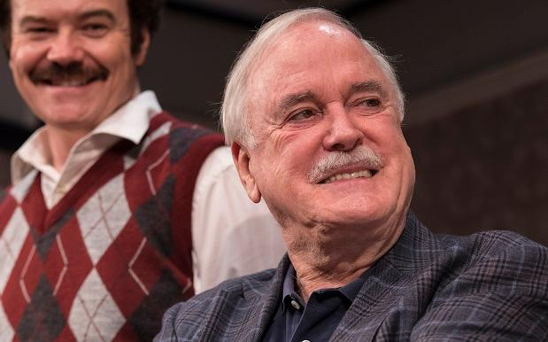 TELL DAD: John Cleese Is Returning To British Telly After 37 Years Away