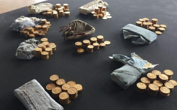 Tuner Finds $850K Worth Of Precious Antique Coins Hidden In Donated Piano