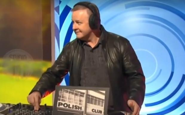 DJ Albo Called Polish Club's Bluff On Live TV After An A+ Heckle