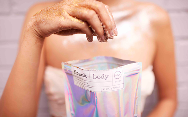 Frank Body's Dreamt Up A Shimmery Unicorn Version Of Its Cult Coffee Scrub