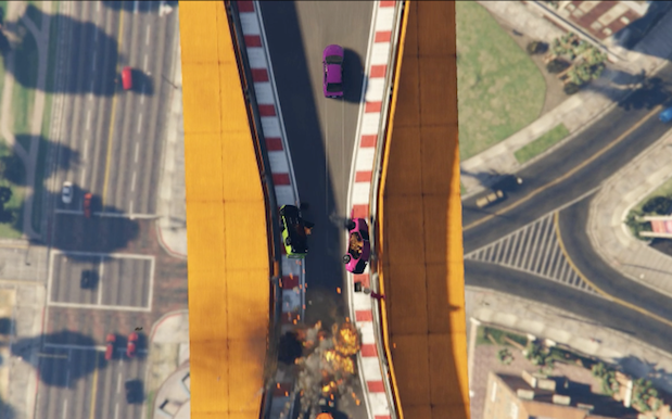GTA Online Is Dropping A Top-Down Race Mode Just Like The Good Old Days