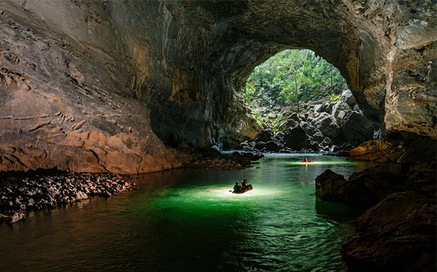 A Guide To The Many Ridiculously Magical Caves In Laos