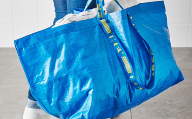 Balenciaga's New $2,610 Tote Is A Str8 Spit Of Your 99c IKEA Fave