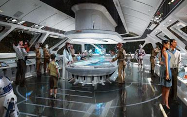 Disney's Planning An IRL 'Star Wars' Hotel & Just Take Our Imperial Credits
