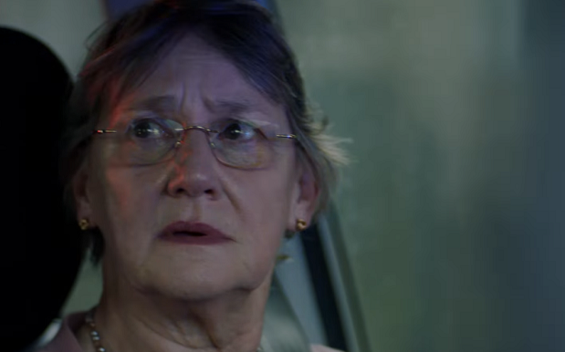 WATCH: VIC's Newest Weapon Against Drug Drivers Is Your Disapproving Nan