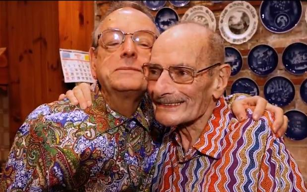 Activist Peter Bonsall-Boone Dies After 50 Yr Fight For Marriage Equality