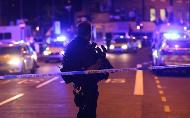 Finsbury Park Mosque Attack Suspect Named As 47 Y.O. Darren Osborne