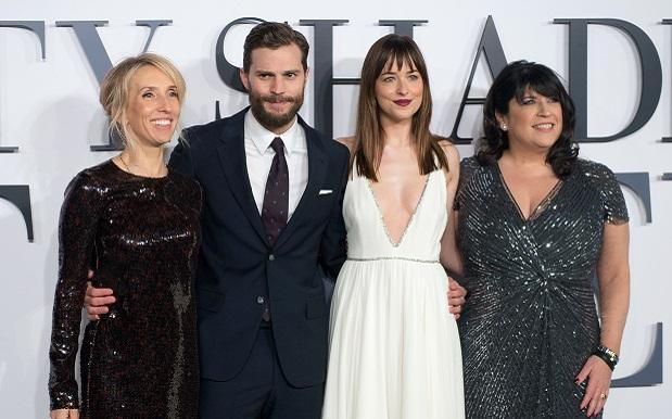 'Fifty Shades Of Grey' Director Says She Hated Every Bloody Second Of It