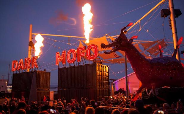 """Cops Arrest Man Protesting Dark Mofo's Bull 'Sacrifice' For Being """"Annoying"""""""
