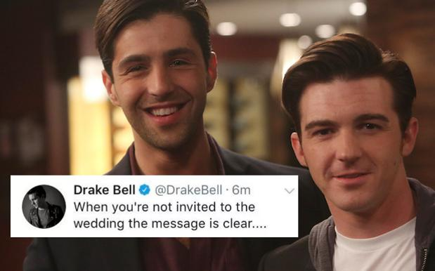 The 'Drake & Josh' Bro-Hood Is 100% Over After An Alleged Wedding Snub