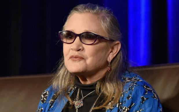 Heroin, Cocaine, And Ecstasy Found In Carrie Fisher's System After Death