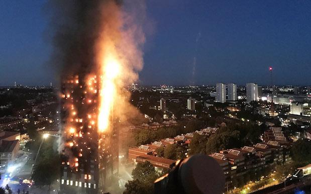 UK Police Confirm Grenfell Tower Fire Death Toll Has Risen To 79