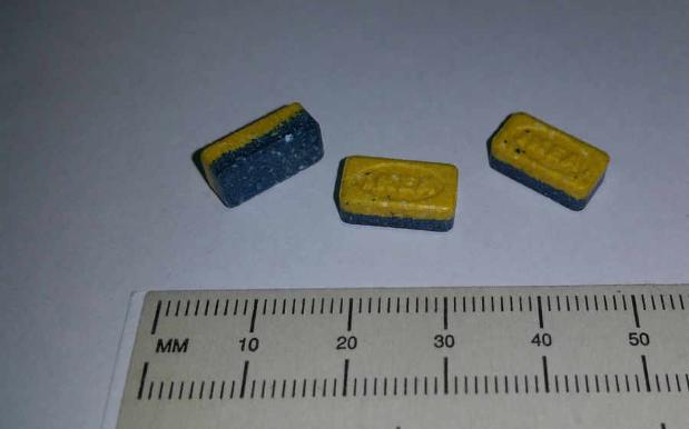A British Teenager Has Died After Taking Ikea-Branded Ecstasy Tablets