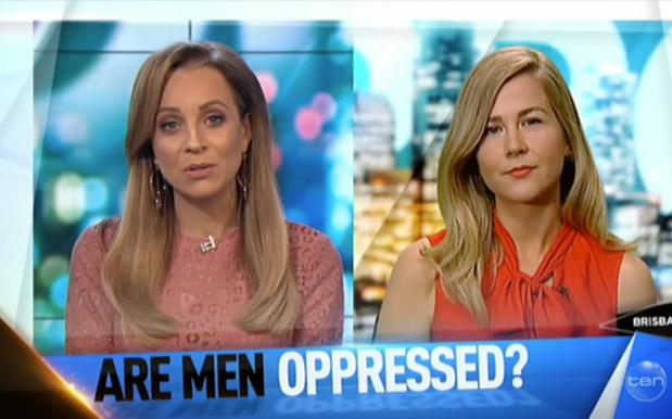 'The Project' Left Speechless By Director Of Men's Rights Doco Last Night