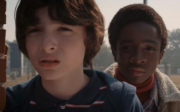 Cop This Totally Thrilling New Trailer For 'Stranger Things' Season Two