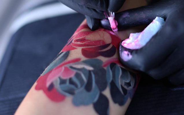 Straight Line Tattoo Artist Uk : Check out of the top european artists for your next holiday tattoo