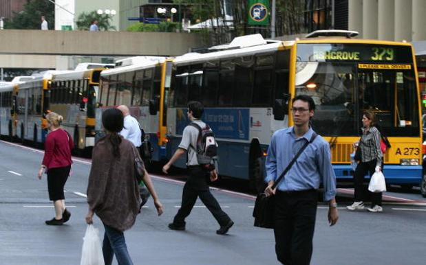 "Brissy Bus Drivers Say This Week's Strike Is Thanks To ""Regular"" Violence"