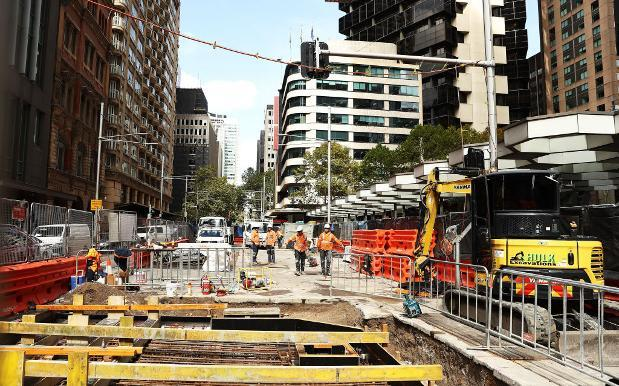 The Shitfight That Is Sydney's George St Has (Another) Construction End Date