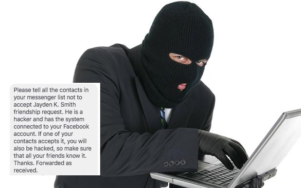 jayden 619 386 no, there isn't a bloke named jayden k smith trying to hack your