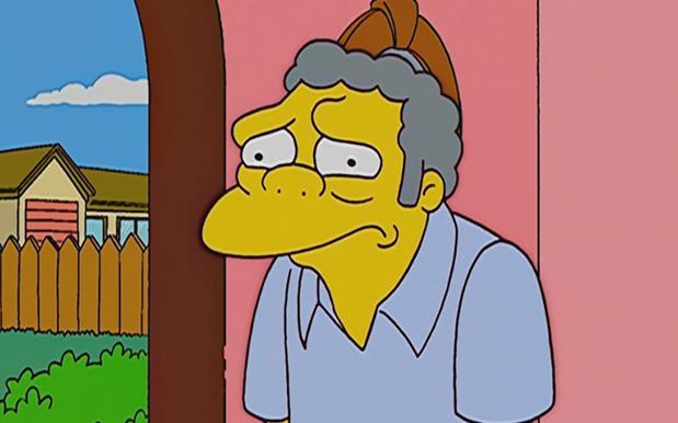 Never-Before-Seen Simpson's Script Reveals Moe's Greatest Ever Line Was Cut