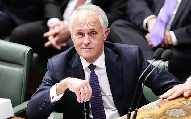 Turnbull Legit Said The Laws Of Australia Trump The Laws Of Math