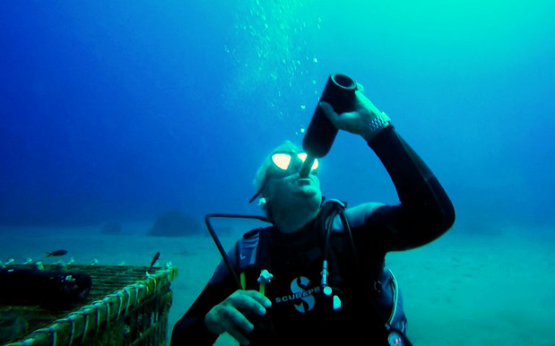 Croatia Has An Underwater Winery Where You Can Literally Drown Your Sorrows