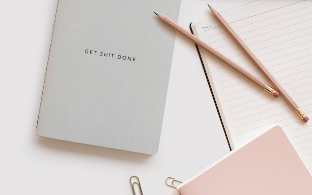 Slick Stationery To Use So You Actually Do Some Bloody Work, Mate