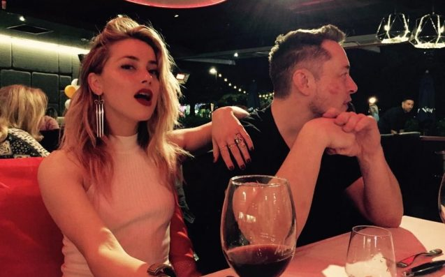 Amber Heard And Elon Musk Release Joint Statement Addressing Their Breakup