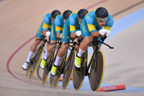 Olympic cyclist in alleged Perth drug bust