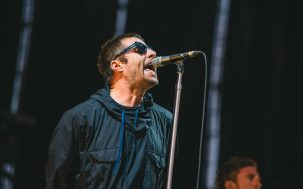 Liam Gallagher Cheekily Confirmed He'll Be Playing At Falls Fest This Year