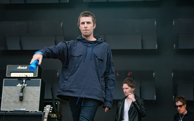 Liam Gallagher storms off stage after three songs during set at Lollapalooza