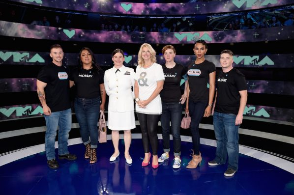 Meet the Trans Service Members Attending MTV's VMAs