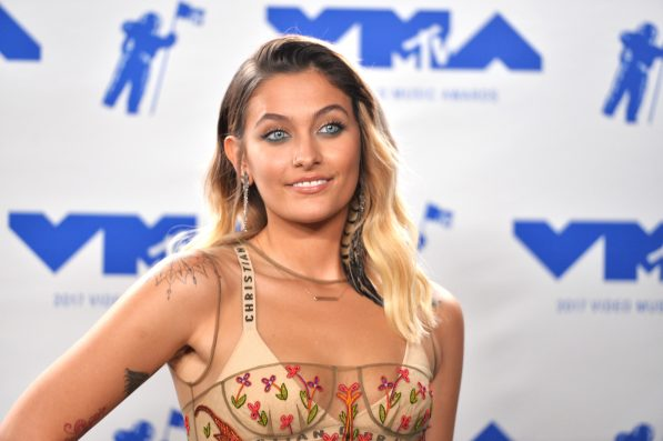 Paris Jackson Imitates Trump, Slams