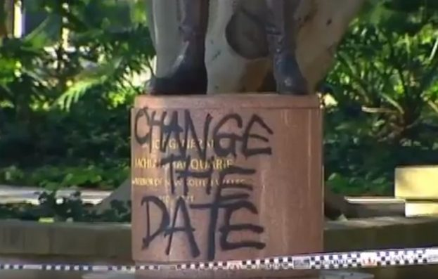 PM slams call to edit Cook statue
