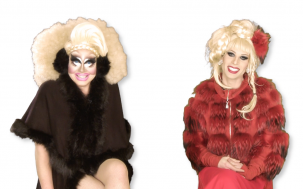 'Drag Race' Stars Katya And Trixie Mattel Are Getting Their Own TV Show, Honey