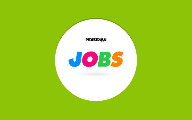 FEATURE JOBS: Dot Dot Dash, STA Travel, Pedestrian.TV + More