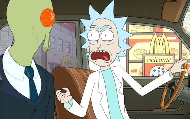 'Rick & Morty' Fans Just Bought A Bottle Of Szechuan Sauce For Almost $20K