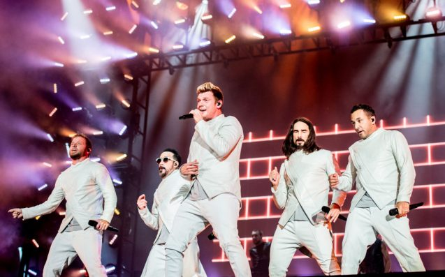 A Fart Ended Up On A Backstreet Boys Album & The Internet Cannot Handle It