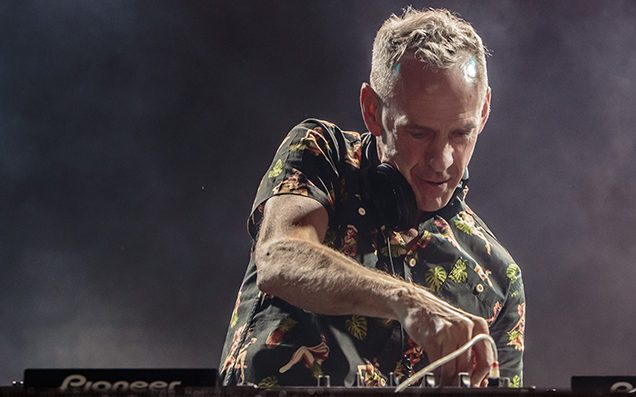 LET'S DANCE: Fatboy Slim Is Headlining The 2018 Electric Gardens Festival