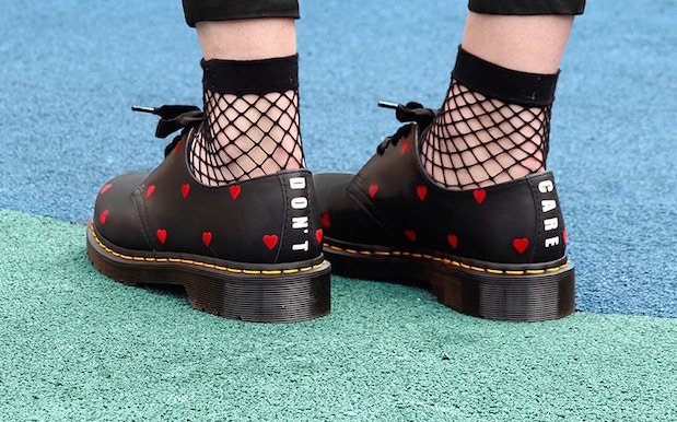 Dr. Martens & Lazy Oaf Have Copulated And Made Sweet Shoe Bebes