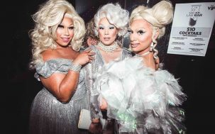 Three Drag Queens Rescue Man Being Brutally Assaulted On Sydney's Oxford St