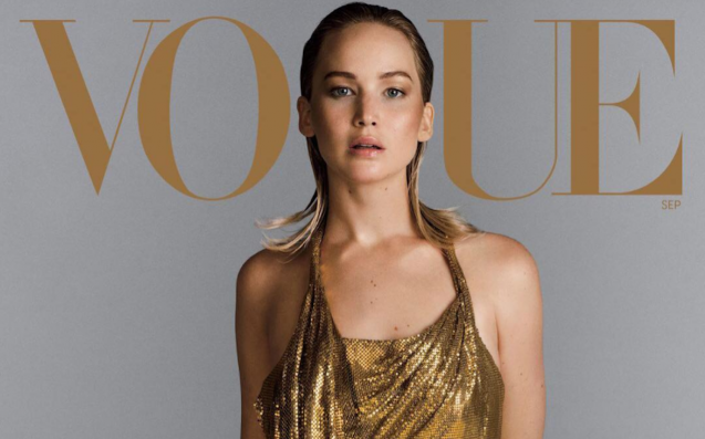Jennifer Lawrence Admits She's Still Petrified Of Another Photo Hack