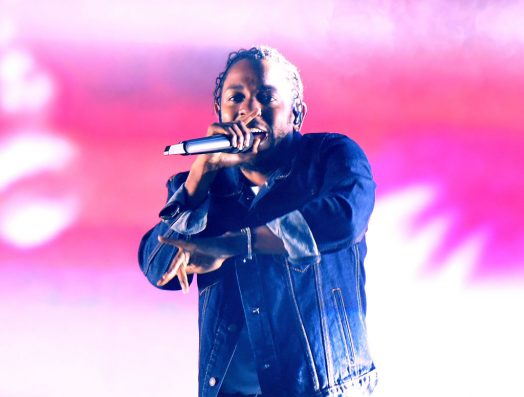 Kendrick Lamar Says Try Playing 'DAMN.' Backwards