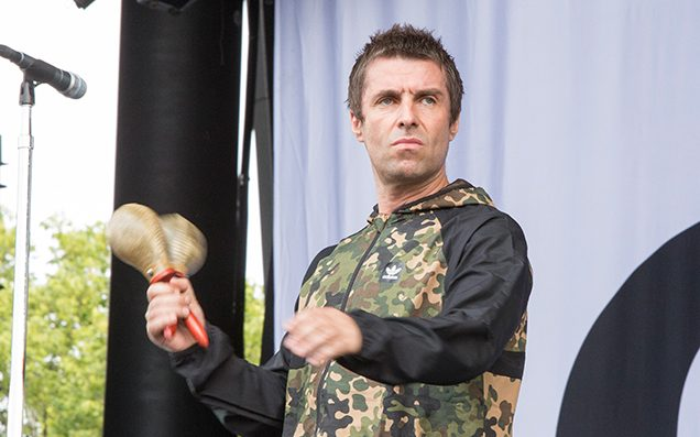 "Liam Gallagher Will Never Do 'Carpool Karaoke' With ""Knobhead"" James Corden"