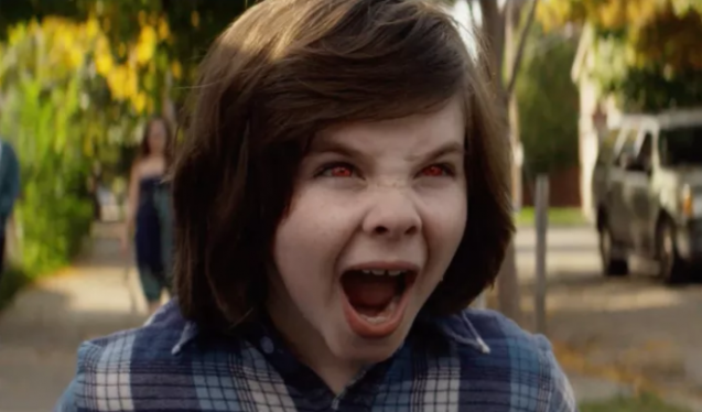 WATCH: Adam Scott Reckons His Stepson Is Going To End The World In New Film