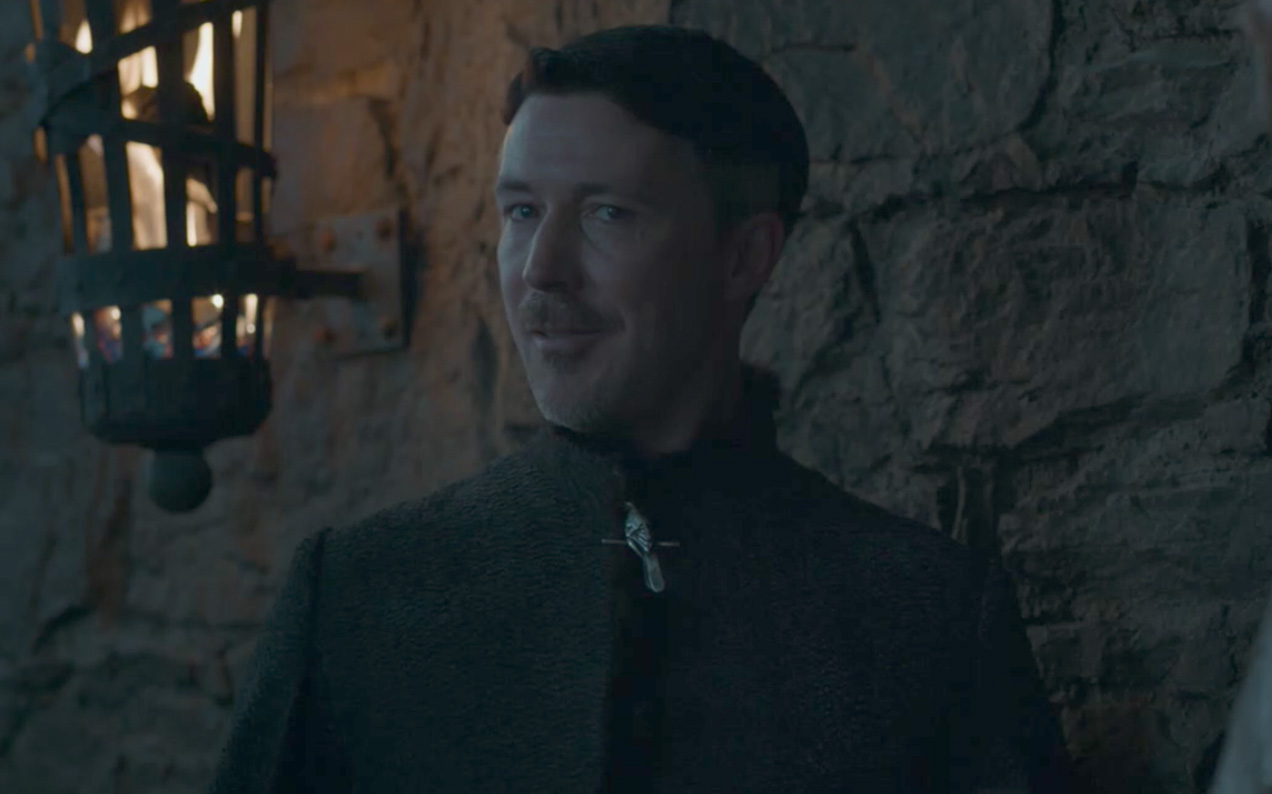 Team Littlefinger Home: Littlefinger Is 100% The New Blinking White Guy After That